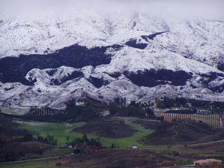 Snow temecula