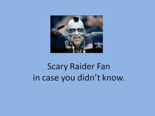 Scary Raider Fanpp1